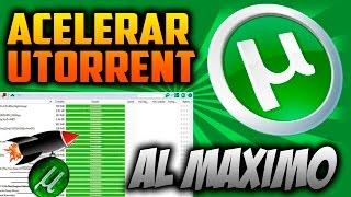 getlinkyoutube.com-Como Acelerar Utorrent Al Maximo sin Programas 2015 | Nuevo metodo ✔