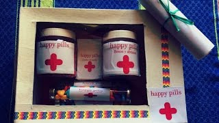 getlinkyoutube.com-Regalos para este 14 de febrero... Pastillas happy pills!