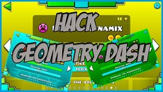 getlinkyoutube.com-PASAR TODOS LOS NIVELES CON 3 ESRELLAS, HACK GEOMETRY DASH TODO DESCBLOQUEADO | FullAndroidTutos
