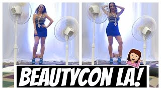getlinkyoutube.com-Photoshoot At BeautyCon!?!