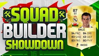 getlinkyoutube.com-FIFA 16 SQUAD BUILDER SHOWDOWN!!! STRIKER GARETH BALE!!! Position Changed Bale Squad Duel