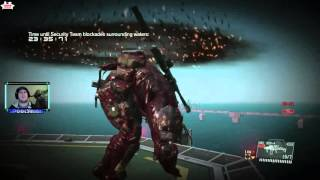 getlinkyoutube.com-MGSV Cheater Caught With Rocket Fist