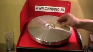 getlinkyoutube.com-Станок для заточки ножей машинок для стрижки www.grinding.ru