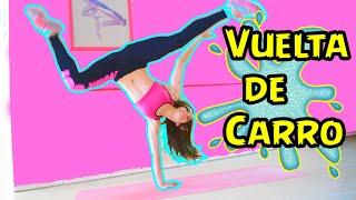 getlinkyoutube.com-Hacer VUELTA DE CARRO con una mano fácil y rápido / Perfecta de pies a cabeza