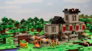 getlinkyoutube.com-An Apple a Day - LEGO Minecraft - Classic Tales 2.0 Episode 2