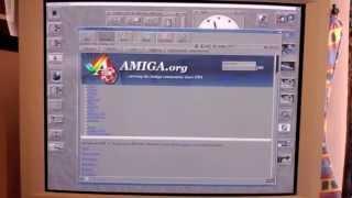 getlinkyoutube.com-My Amiga 3000 desktop still in use today and why