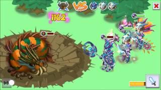 getlinkyoutube.com-Knights & Dragons - Epic Boss Cheat