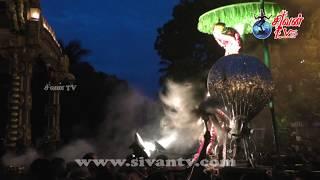 நல்லூர் கந்தசுவாமி கோவில் 3ம் திருவிழா 18.08.2018