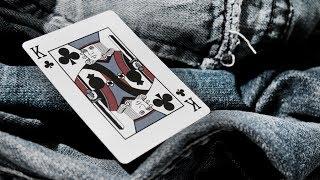 خدع الورق - حركات التحكم بالكرت