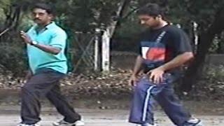 getlinkyoutube.com-Surya Stunts Surya Unseen Video Surya Learning Tai Chi Qi Qong