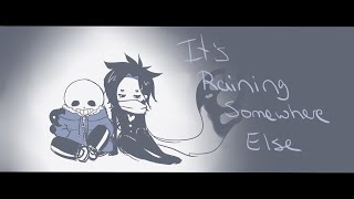 getlinkyoutube.com-【ateotu】 It's Raining Somewhere Else (Undertale) [Thank you for 5k+ Subscribers ♥]