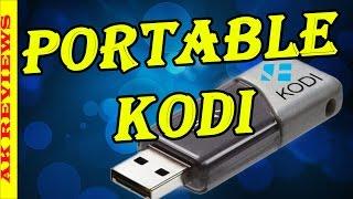getlinkyoutube.com-How to Install XBMC KODI on a USB Flash Drive (Portable Kodi 16)