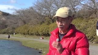 getlinkyoutube.com-#003 ルアーフィッシング初挑戦!管理釣り場 初級編