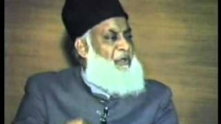 getlinkyoutube.com-17/25- Nazryati Refresher Course (Tanzeem e Islami) Lecture 12 Part 3/3 By Dr. Israr Ahmed