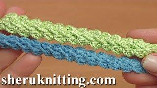 getlinkyoutube.com-How to Crochet Cord Tutorial 101