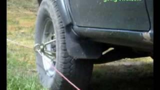 getlinkyoutube.com-Going 4WD - The Bush Winch - Wheel Winch