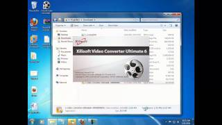 Activate Xilisoft Video Converter Ultimate 6 view on youtube.com tube online.