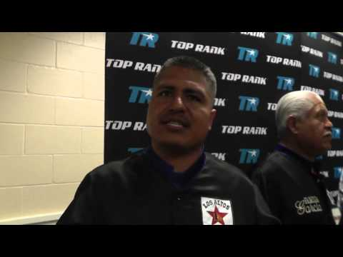 robert garcia years ago i told hbo mikey will be p4p list - EsNews Boxing