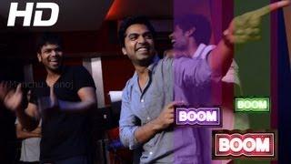 getlinkyoutube.com-Bujji Pilla Full Song Making HD - Potugadu Movie - Manchu Manoj, Simbu, Achu