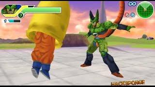 Cell (Krillin Absorbed) in Dragon Ball Tenkaichi Tag Team (MOD) - Hacksponge Channe