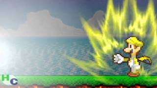 getlinkyoutube.com-Best Sonic Sprite Fights