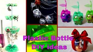getlinkyoutube.com-Recycle ideas for plastic bottles..!