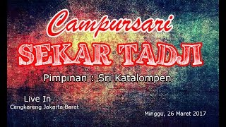 Live CS. SEKAR TADJI @Cengkareng Barat