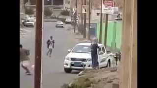 getlinkyoutube.com-اكشن يمني حقيقي حرب شوارع في قلب صنعاء