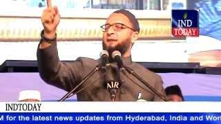 Ghar wapsi row: Asaduddin Owaisi says Islam is the real home of all religions