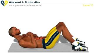 getlinkyoutube.com-ออกกำลังกายลดพุง 8 นาที ต่อวัน