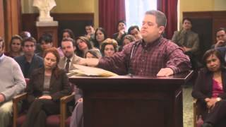 Patton Oswalt' s Star Wars And Marvel Cross Over Epic idea