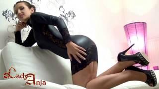getlinkyoutube.com-Wetlook Outfits Lady Anja! Video und Picmix