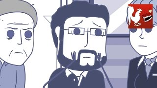 getlinkyoutube.com-Burnie and the Name Game – Rooster Teeth Animated Adventures 4k