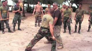 getlinkyoutube.com-Pekiti-Tirsia Kali - Military CQC Course - Patikul, Sulu, Jolo