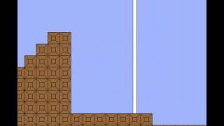 고양이마리오 초고수 4분 클리어 영상