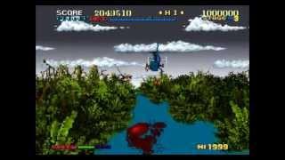 getlinkyoutube.com-Thunder Blade (Arcade)