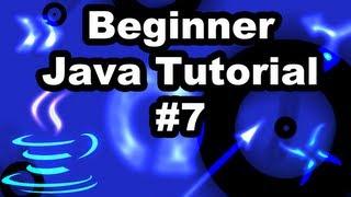 getlinkyoutube.com-Learn Java Tutorial 1.7- Creating Constructors in Java