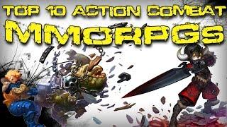 getlinkyoutube.com-Top Ten Action Combat MMORPGs