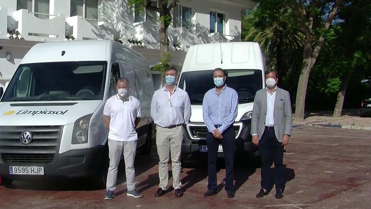 El Punto Limpio Móvil visitará Manilva cada lunes