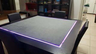 getlinkyoutube.com-DIY Gaming table For AUD $350