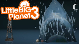 getlinkyoutube.com-LittleBIGPlanet 3 - JAWS: Night Swim [Playstation 4]