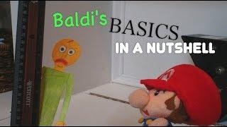 Baldi's Basics In A Nutshell