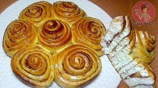 getlinkyoutube.com-مفاجئة خبز البريوش الشهدة بشكل جديد - مذاق هش جدا بالمربى لأول مرة على يوتيوب