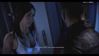 Mass Effect 3 : Hot Sex with Jessica Chobot! We Bang, ok?