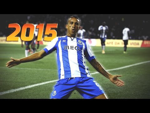 DANILO | Goals & Skills | FC Porto | 2014/2015