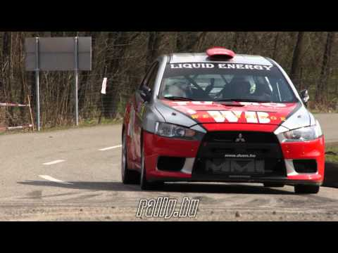 Eger rally 2011 HD by zsola@rally.hu