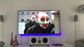getlinkyoutube.com-Dark Knight Demo.B&W Speakers.