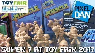 getlinkyoutube.com-Super 7 Product Display at New York Toy Fair 2017 - MUSCLE, ReAction, and more!