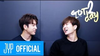 getlinkyoutube.com-[GOT2DAY] #16 Junior + Youngjae
