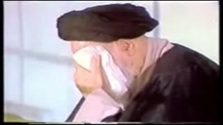 الإمام الخامنئي يخاطب الإمام المهدي (ع)